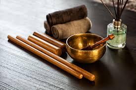 Bambus Faszienmassage